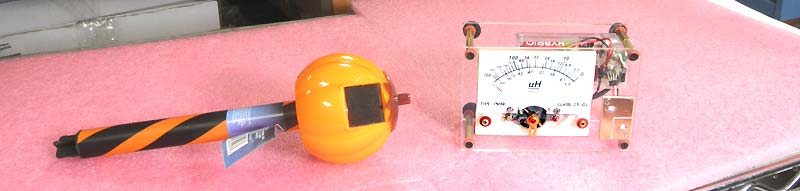 simple inductor meter based on Solar