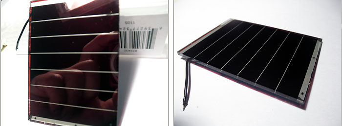 Thin-film Solar Cell Siemens